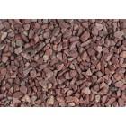 Малиновый кварцит 10-20 мм, 20 кг