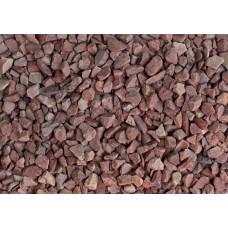 Малиновый кварцит 10-20 мм, 10 кг