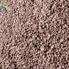 Малиновый кварцит 2-5 мм, 1 тонна