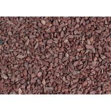 Малиновый кварцит 5-20 мм, 1 тонна