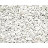 Мраморная крошка супер белая 10-20 мм, 50 кг