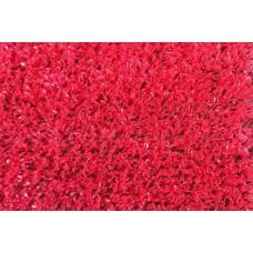 Искусственная трава Панама красная