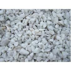 Мраморная крошка белая 5-10 мм, 50 кг